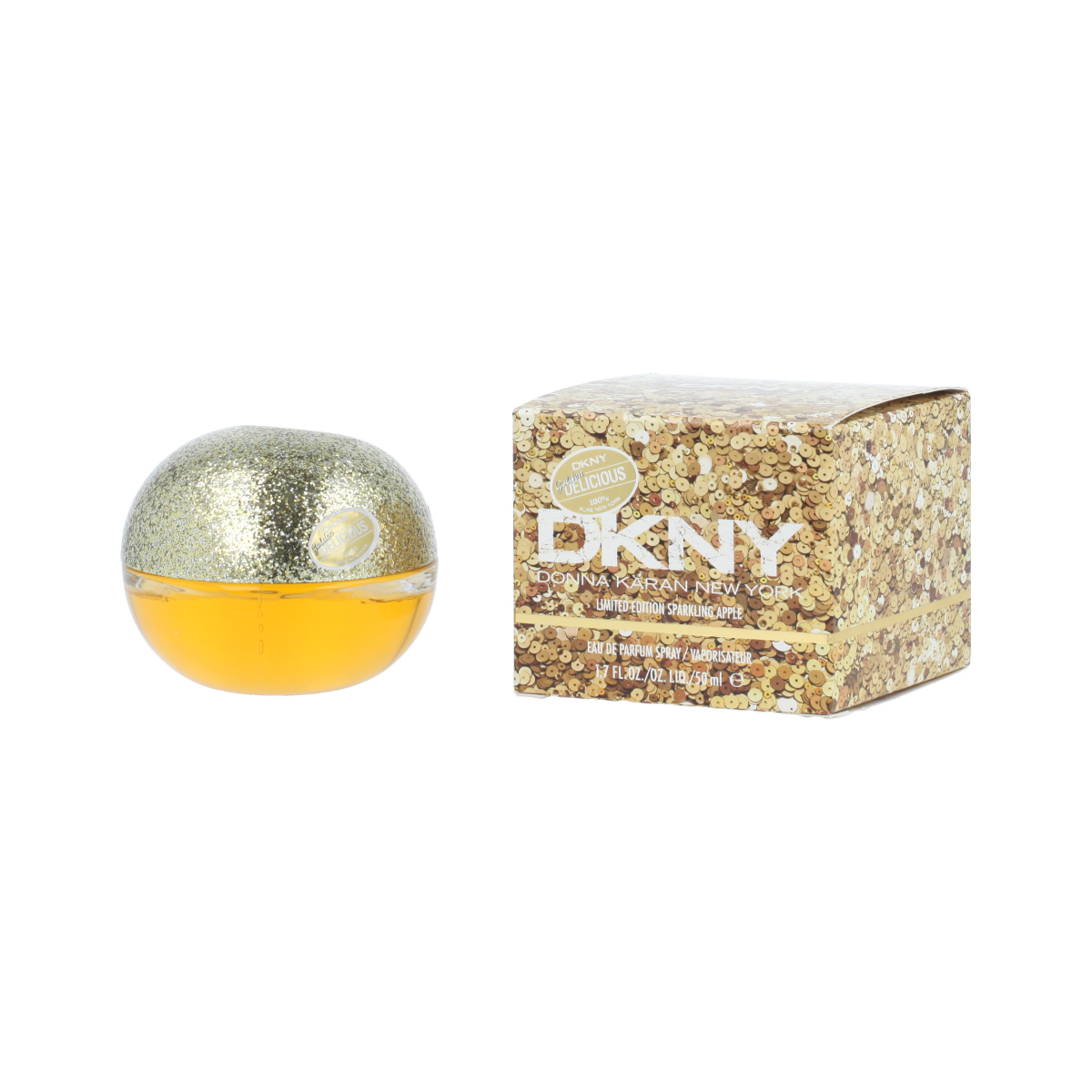 DKNY Donna Karan DKNY Golden Delicious Sparkling Apple EDP 50 ml W
