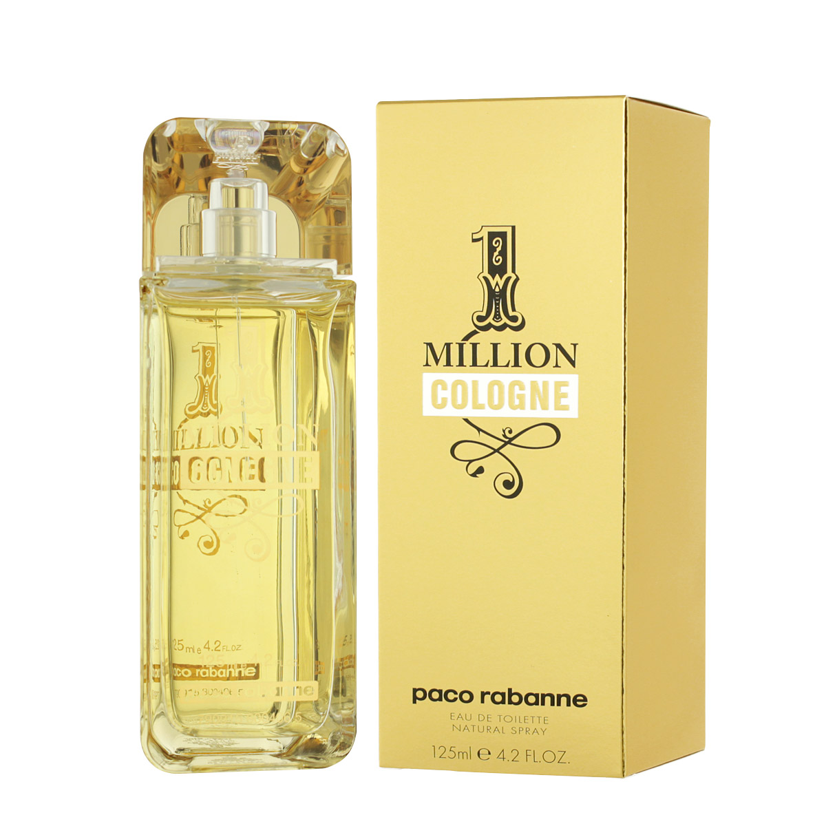 Paco Rabanne 1 Million Cologne EDT 125 ml M
