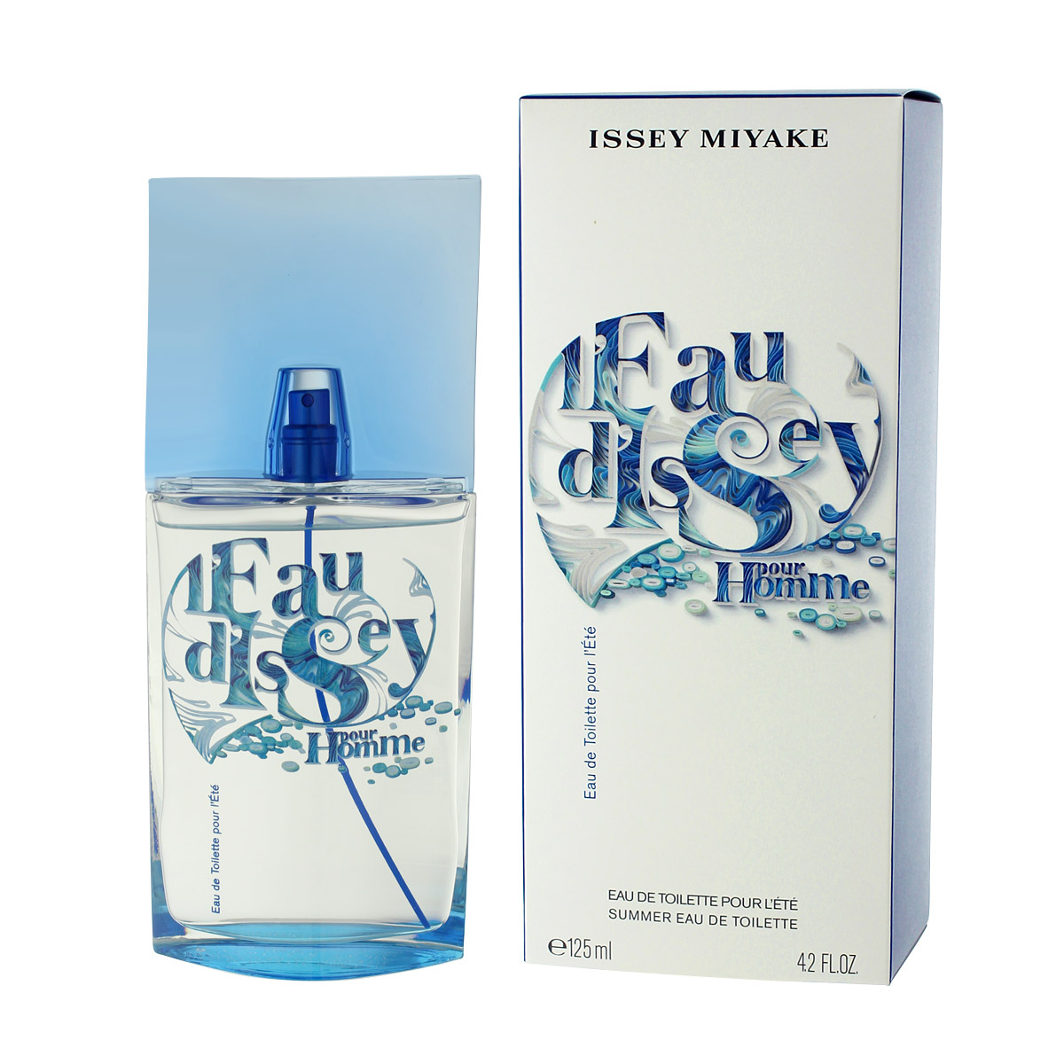 Issey Miyake L'Eau d'Issey Pour Homme Summer 2015 EDT 125 ml M