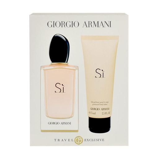 Armani Giorgio Si EDP 100 ml + BL 75 ml W