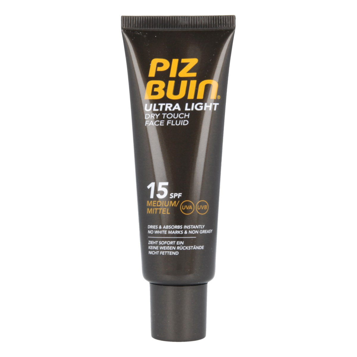 Piz Buin Ultra Light Dry Touch Face Fluid SPF 15 50 ml