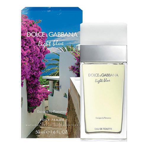 Dolce & Gabbana Light Blue Escape to Panarea EDT tester 100 ml W