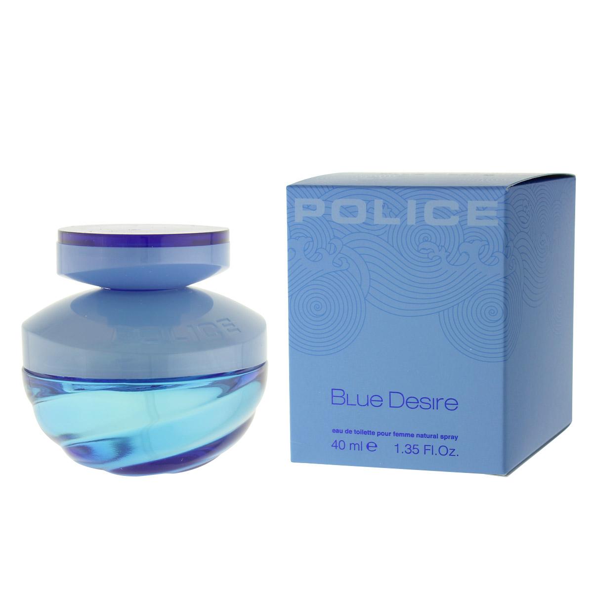 POLICE Blue Desire pour Femme EDT 40 ml W