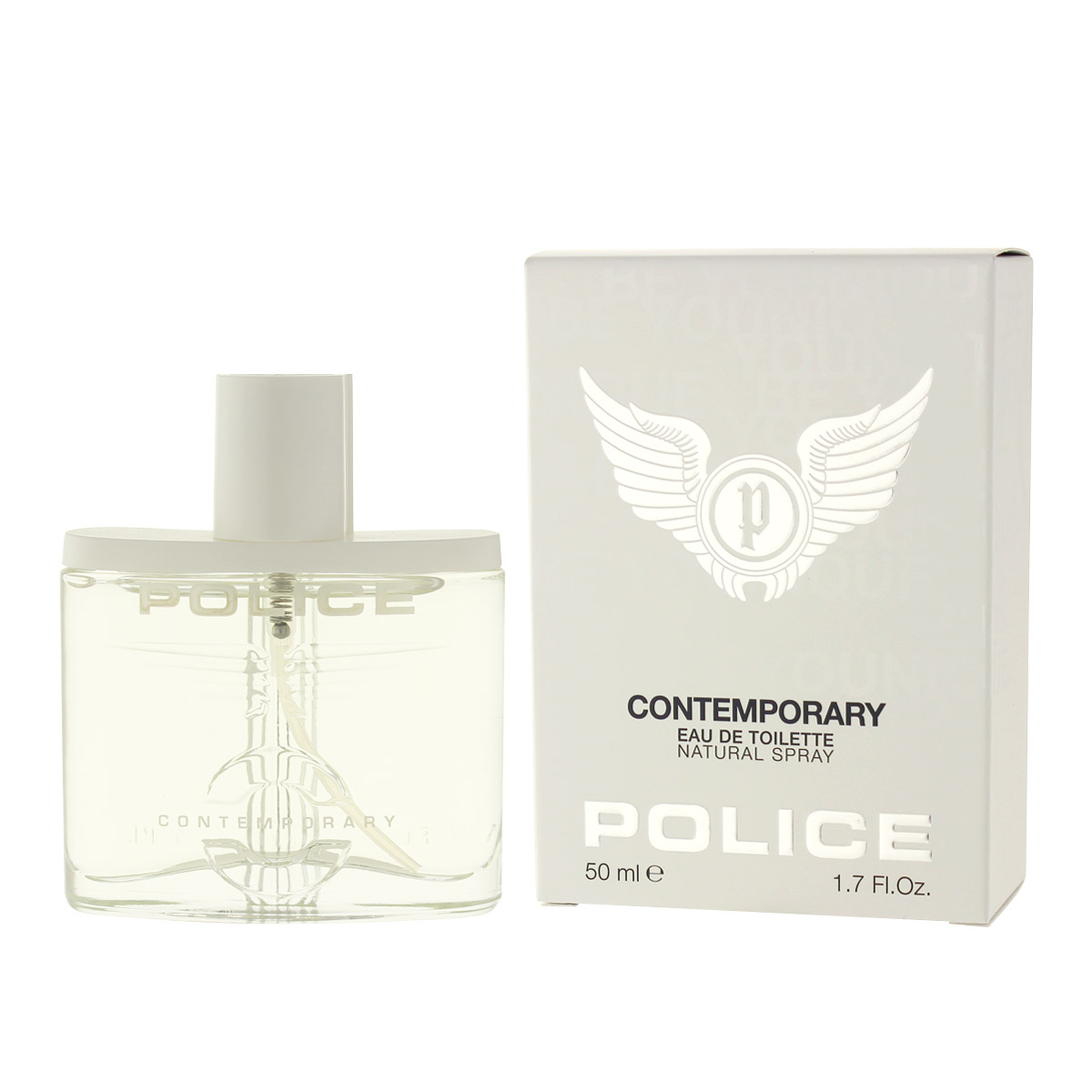 POLICE Contemporary EDT 50 ml M