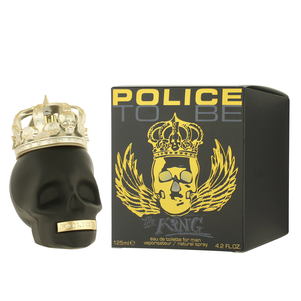 POLICE To Be The King EDT 125 ml M