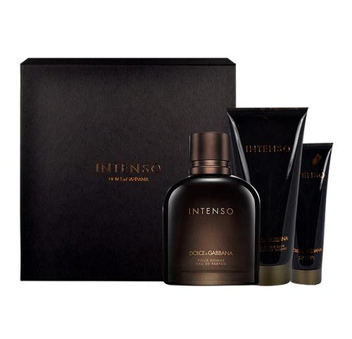Dolce & Gabbana Pour Homme Intenso EDP 125 ml + ASB 100 ml + SG 50 ml M