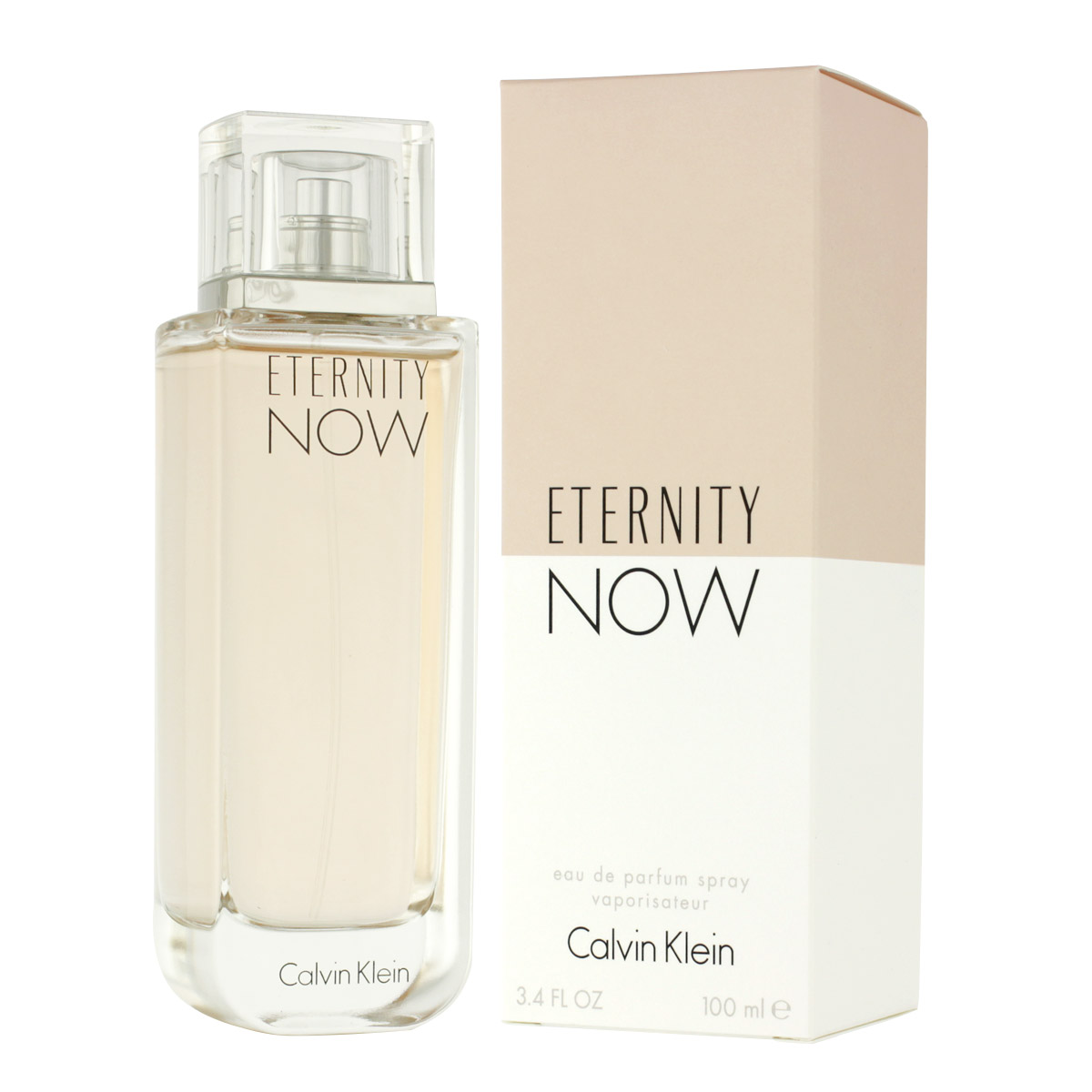 Calvin Klein Eternity Now for Women EDP 100 ml W