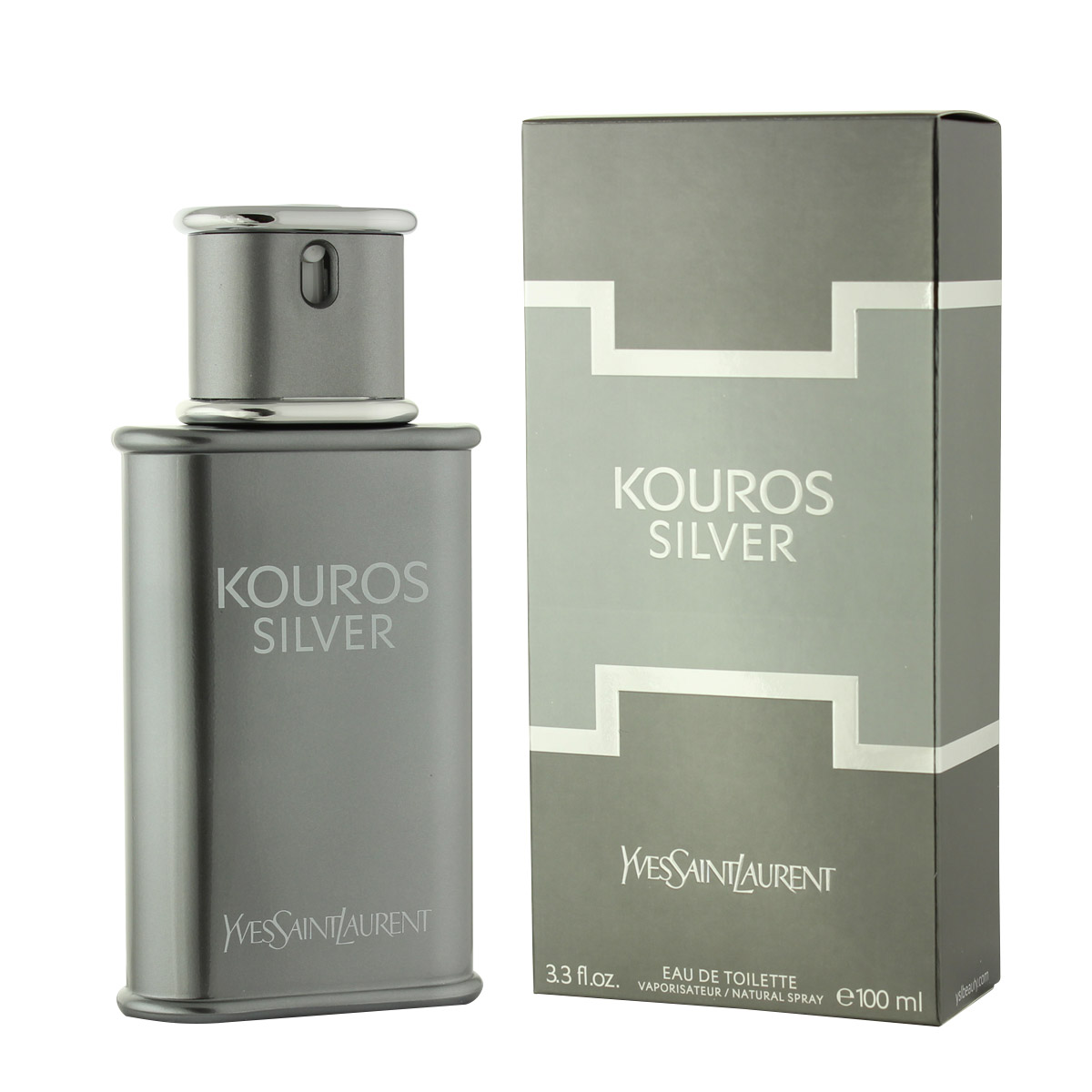 Yves Saint Laurent Kouros Silver EDT 100 ml M