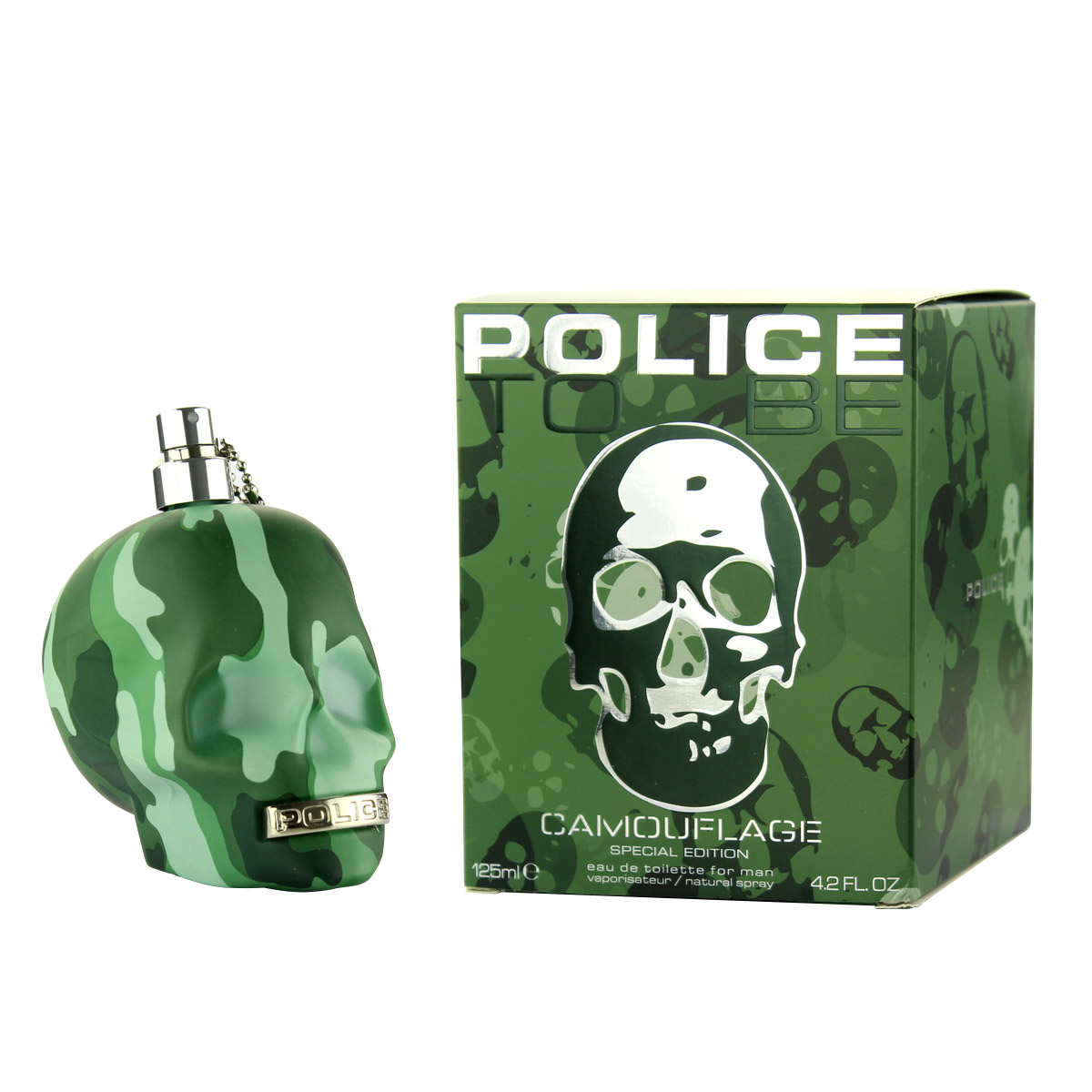 POLICE To Be Camouflage EDT 125 ml M