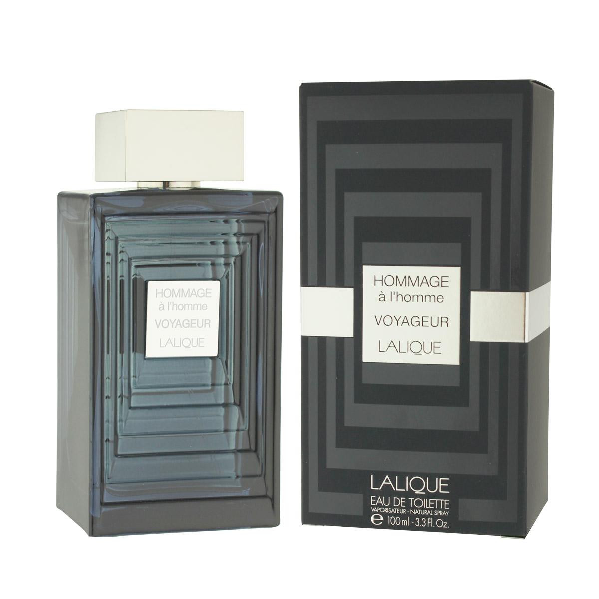 Lalique Hommage à L'Homme Voyageur EDT 100 ml M