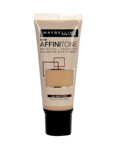 Maybelline Affinitone Unifying Foundation Cream (20 Golden Rose) 30 ml
