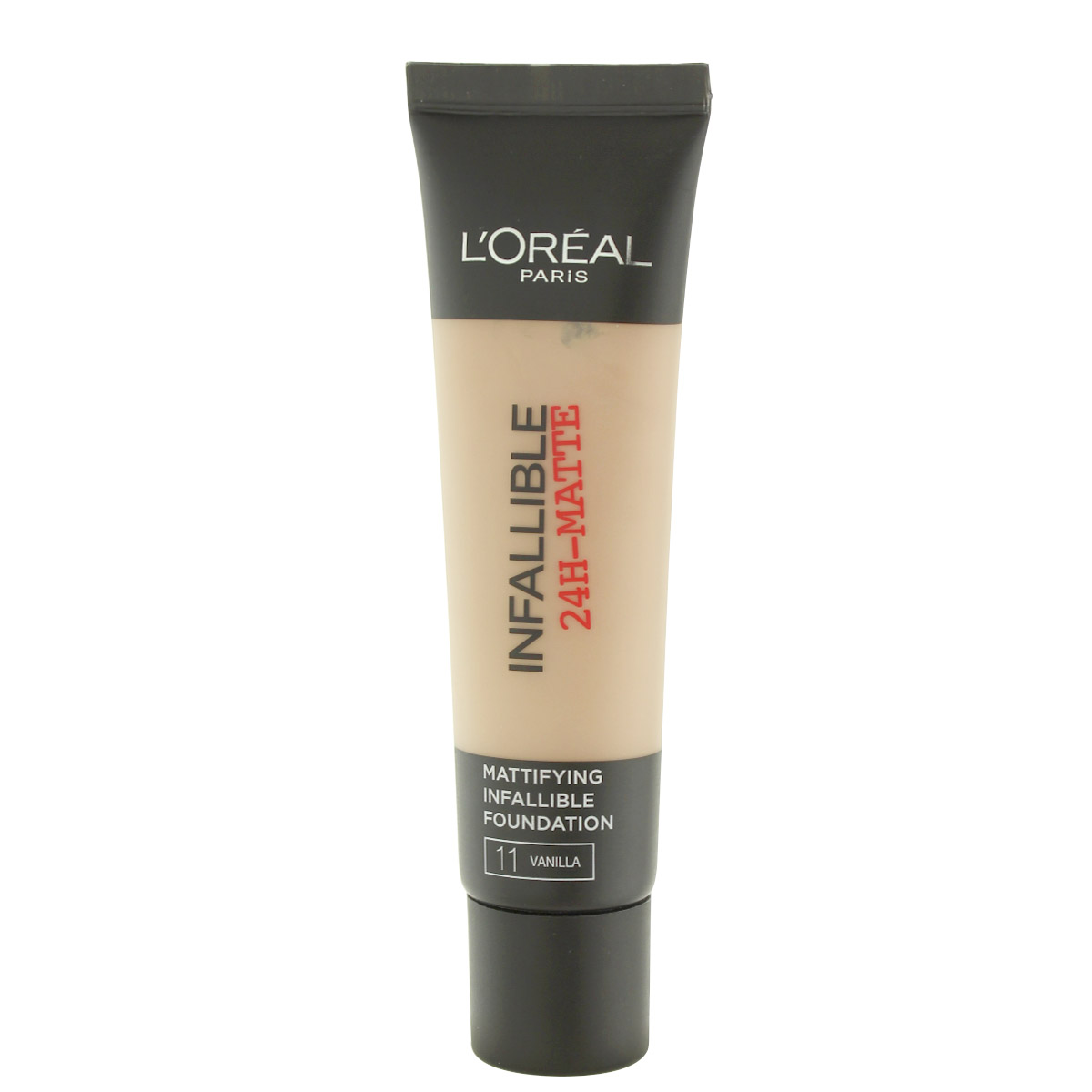 L´Oreal Paris Infallible 24H-Matte make-up (11 Vanilla) 30 ml