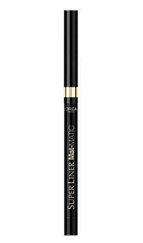 L´Oreal Paris Super Liner Mat-Matic voděodolné oční linky v tužce (odstín Ultra Black)