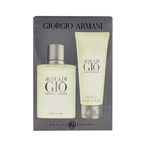 Armani Giorgio Acqua di Gio Pour Homme EDT 50 ml + ASB 75 ml M
