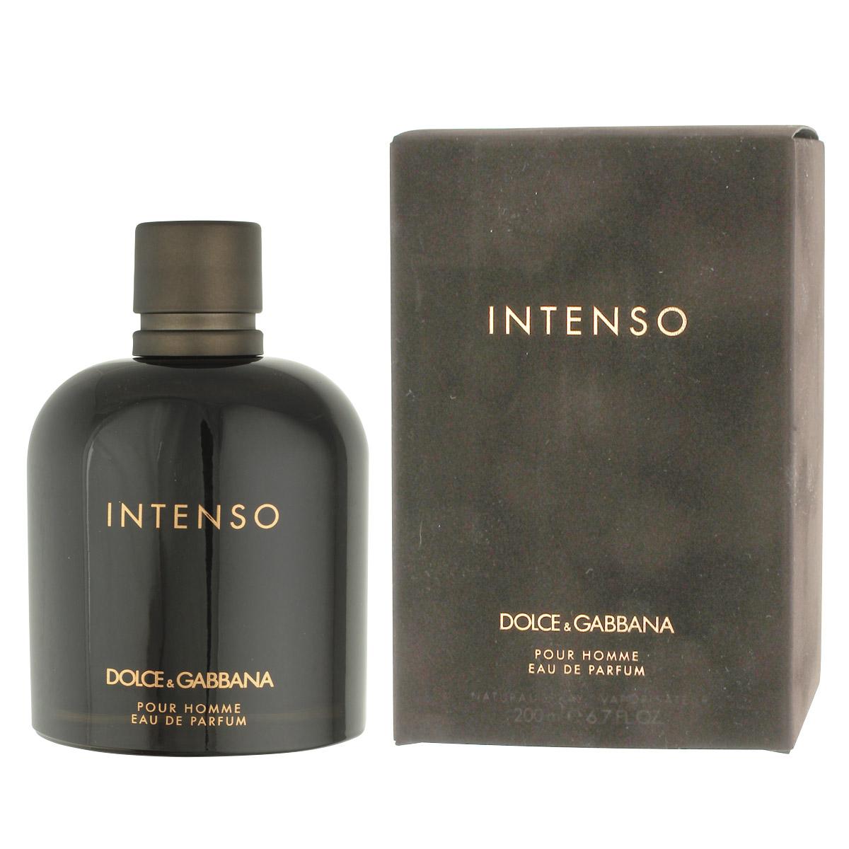 Dolce & Gabbana Pour Homme Intenso EDP 200 ml M