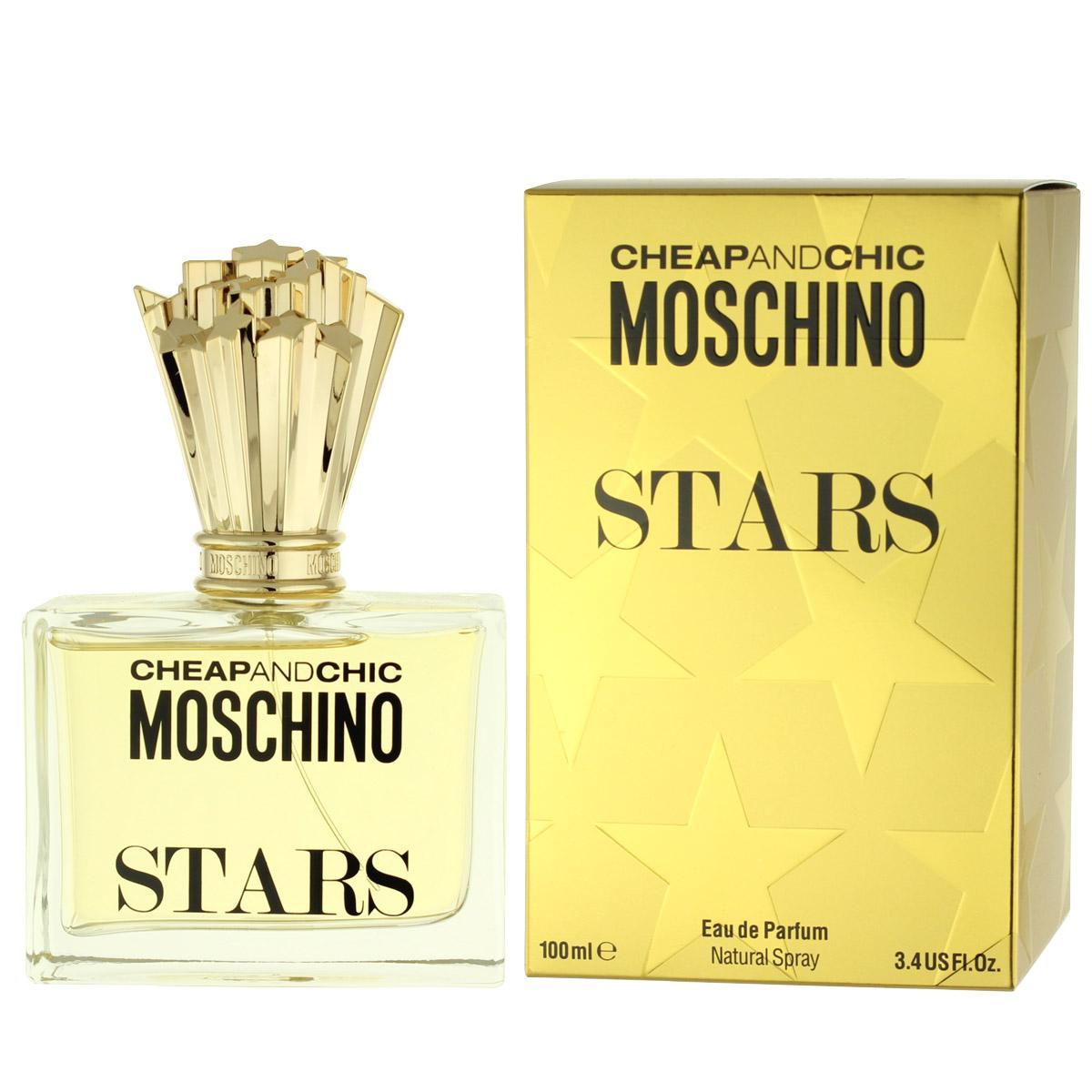 Moschino Cheap & Chic Stars EDP 100 ml W