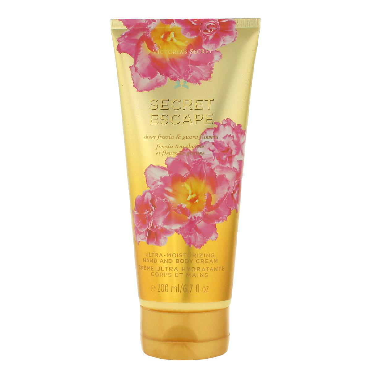 Victoria's Secret Secret Escape krém na ruce i tělo 200 ml W