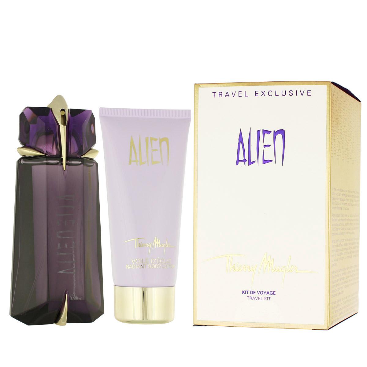 Thierry Mugler Alien EDP plnitelný 90 ml + BL 100 ml W