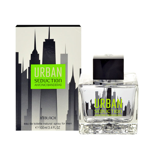 Antonio Banderas Urban Seduction in Black EDT 100 ml M