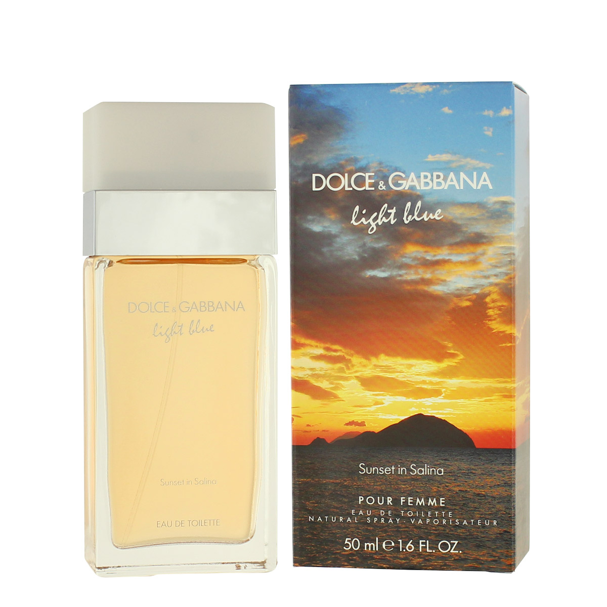 Dolce & Gabbana Light Blue Sunset in Salina EDT 50 ml W