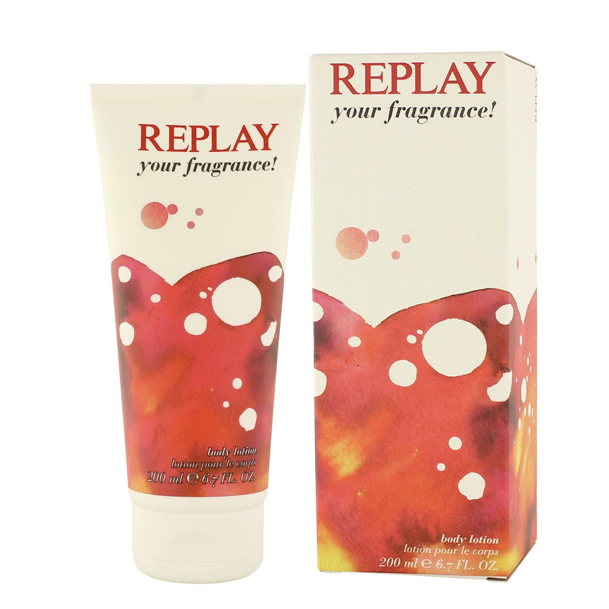 Replay your fragrance! for Women BL 200 ml W