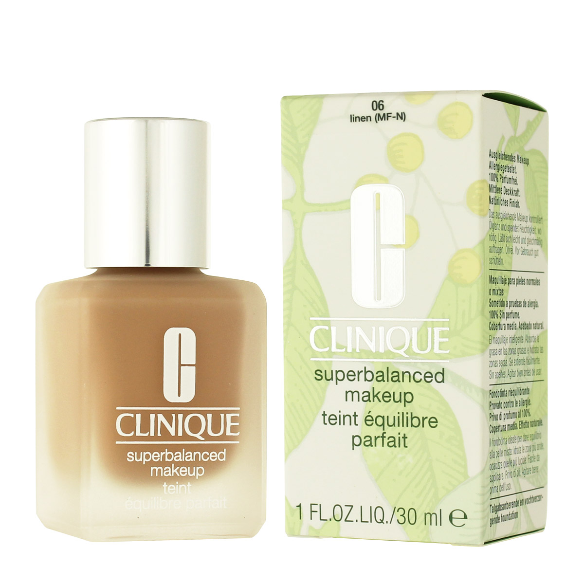 Clinique Superbalanced Makeup (06 Linen MF-N) 30 ml