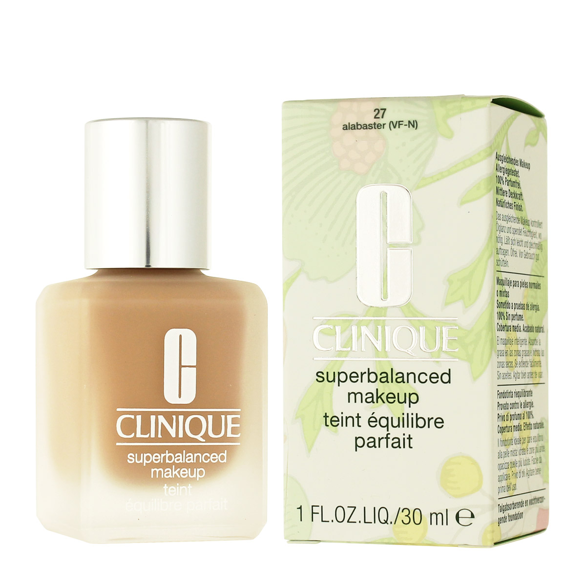 Clinique Superbalanced Makeup (27 Alabaster VF-N) 30 ml