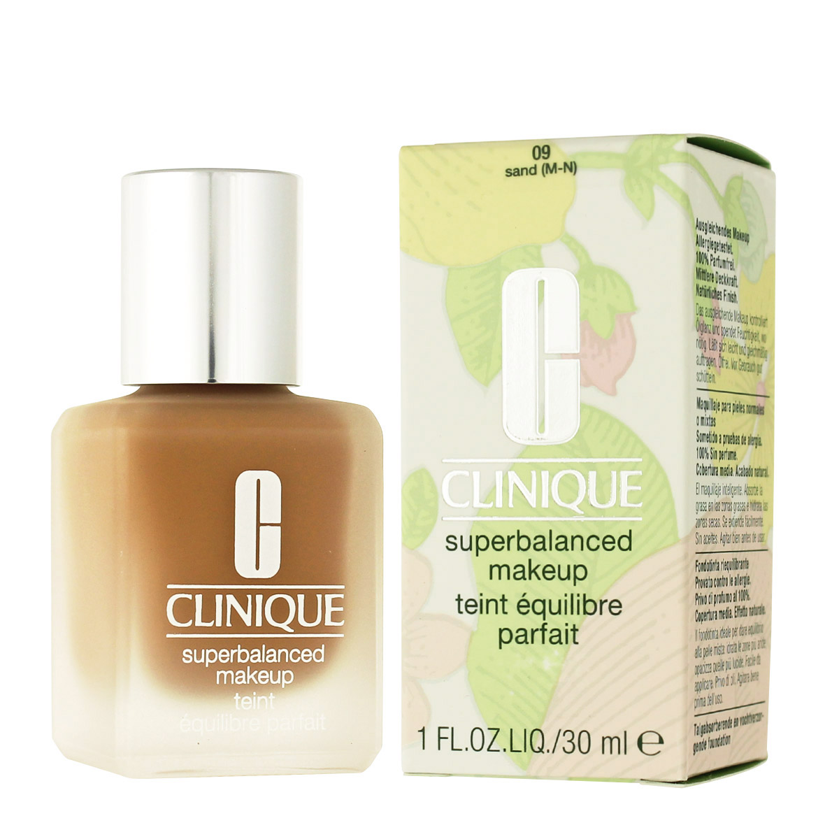 Clinique Superbalanced Makeup (09 Sand M-N) 30 ml