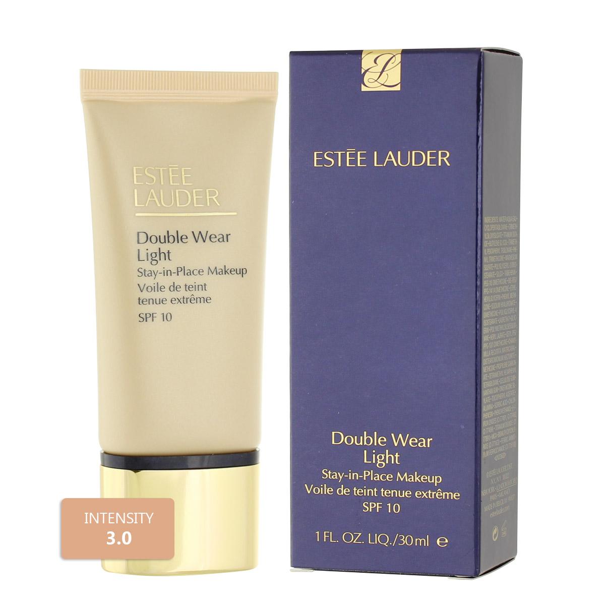 Estée Lauder Double Wear Light Stay-in-Place Makeup (INTENSITY 3.0) 30 ml