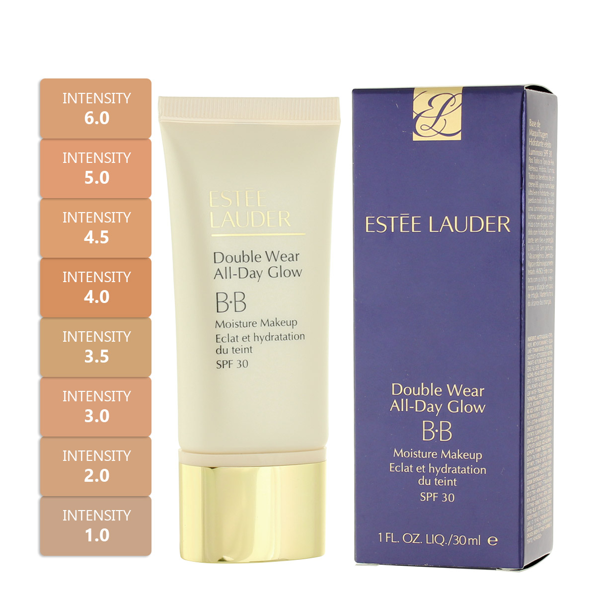 Estée Lauder Double Wear All-Day Glow BB Makeup 30 ml