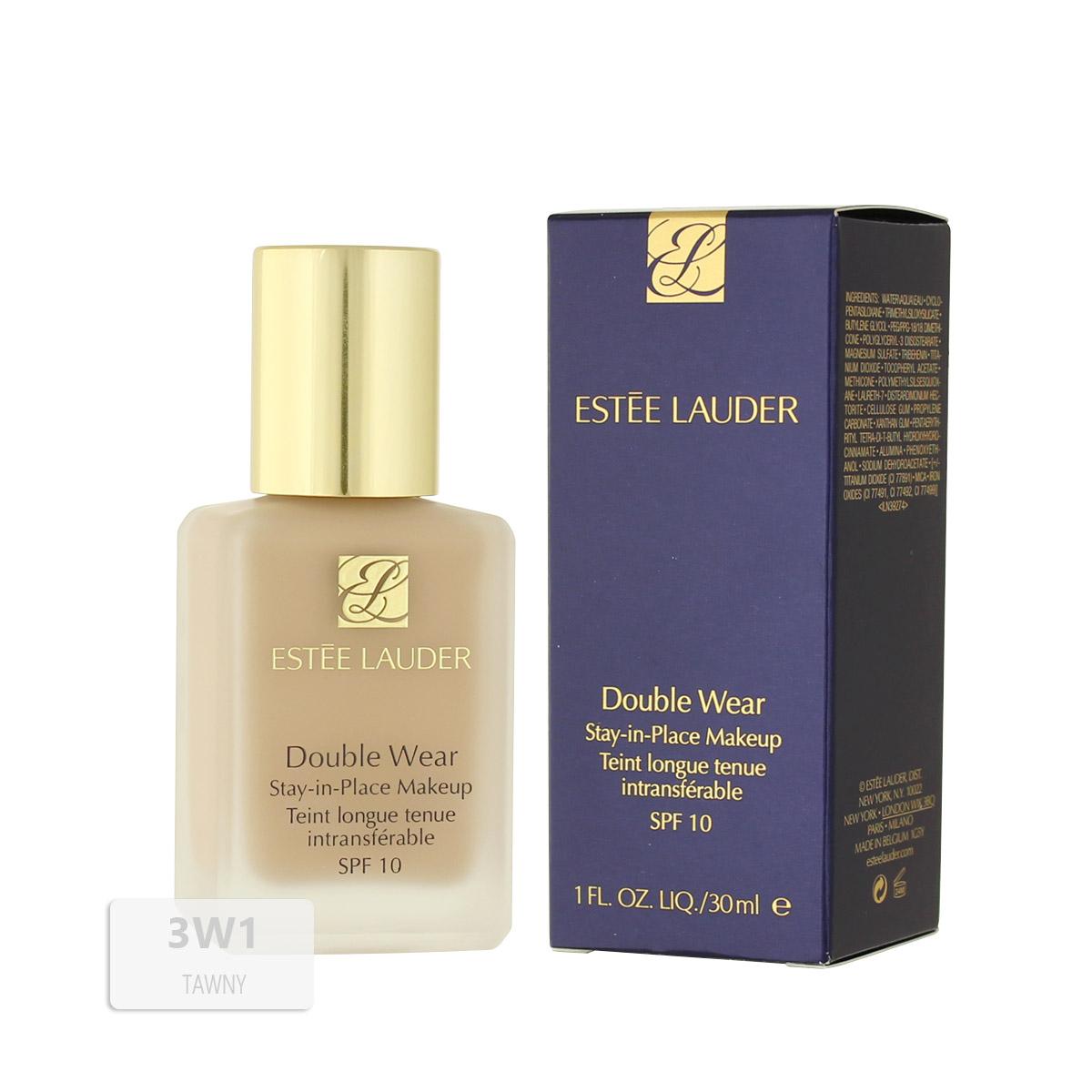 Estée Lauder Double Wear Stay-in-Place Makeup (3W1 Tawny) 30 ml