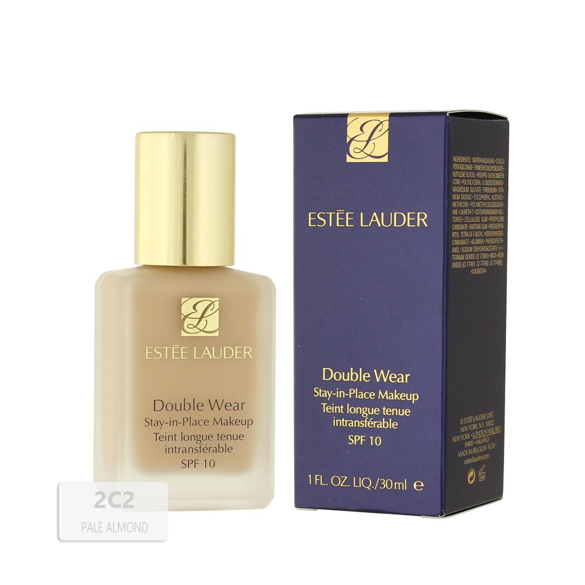 Estée Lauder Double Wear Stay-in-Place Makeup (2C2 Pale Almond) 30 ml