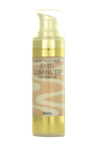 Max Factor Skin Luminizer Foundation Make-Up (45 Warm Almond) 30 ml
