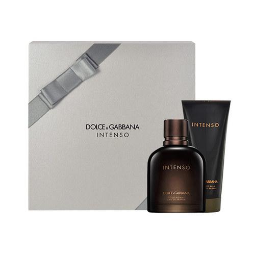 Dolce & Gabbana Pour Homme Intenso EDP 75 ml + ASB 100 ml M