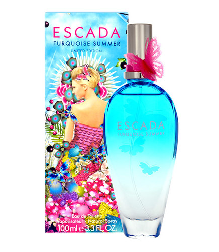 Escada Turquoise Summer EDT tester 100 ml W