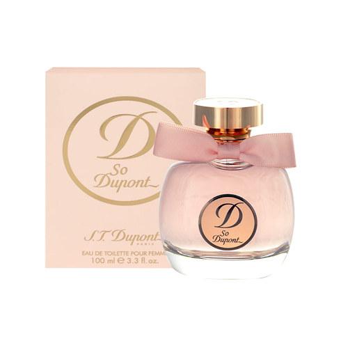 S.T. Dupont So Dupont Pour Femme EDT 50 ml W