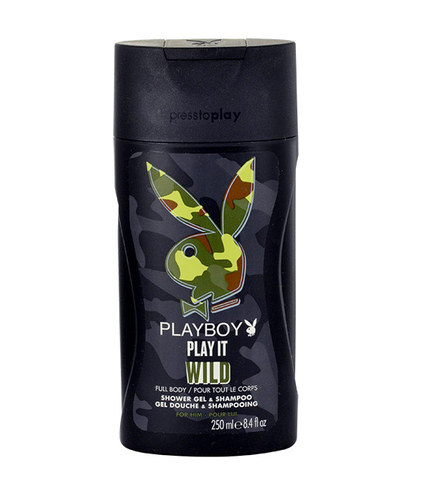 Playboy Play It Wild for Him SG 250 ml M