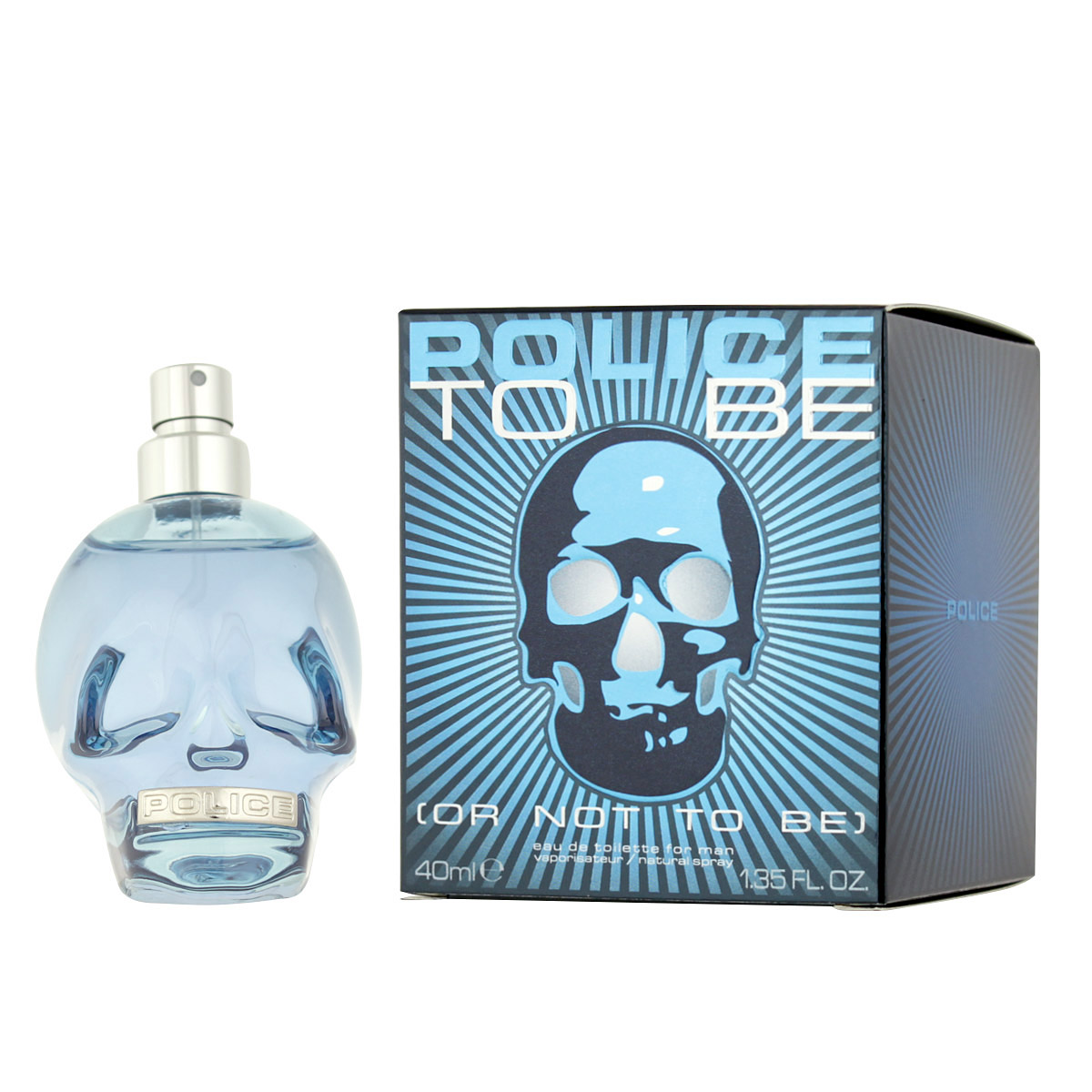 POLICE To Be (Or Not To Be) EDT 40 ml M