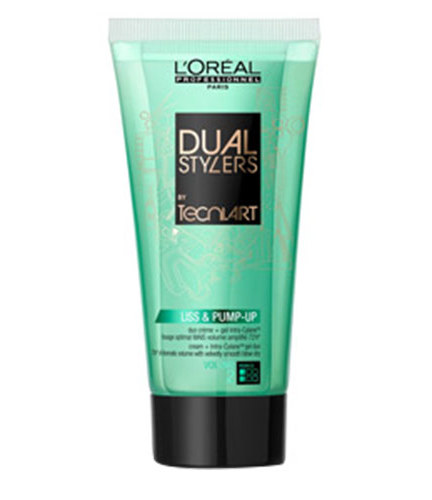 L´Oreal Paris Tecni.Art Dual Stylers Liss and Pump Up 150 ml