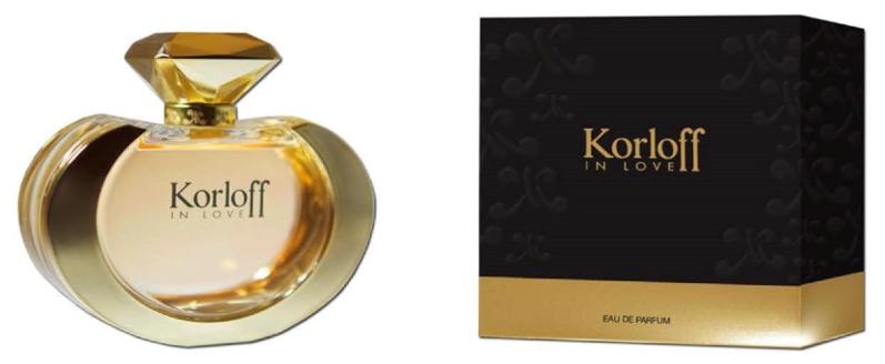 Korloff In Love EDP 50 ml W