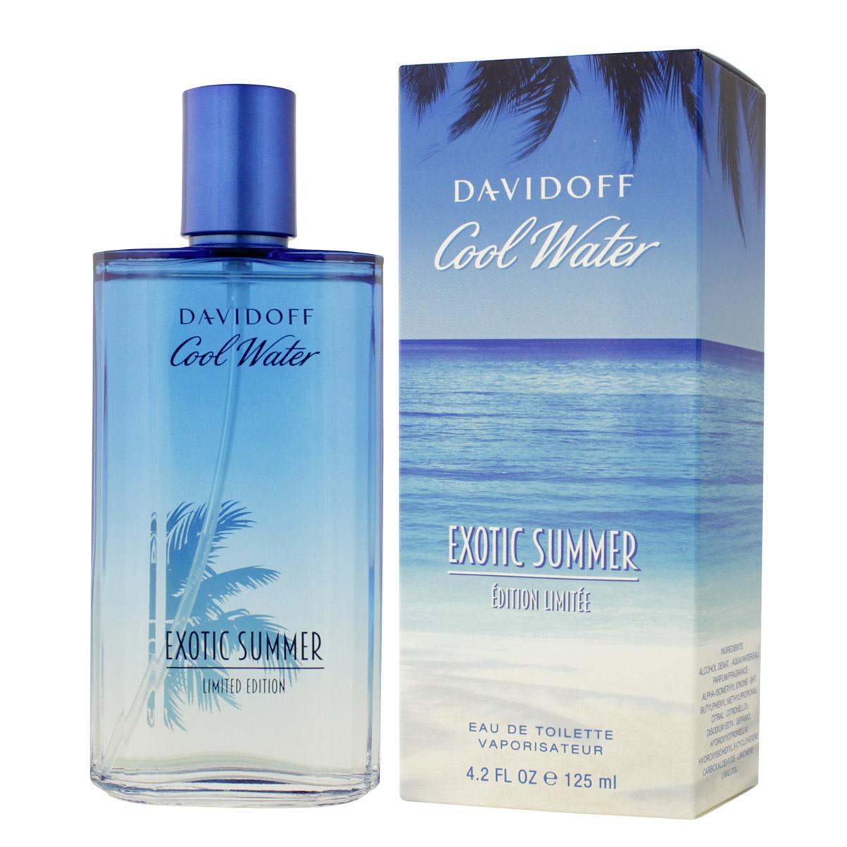 Davidoff Cool Water Exotic Summer EDT 125 ml M