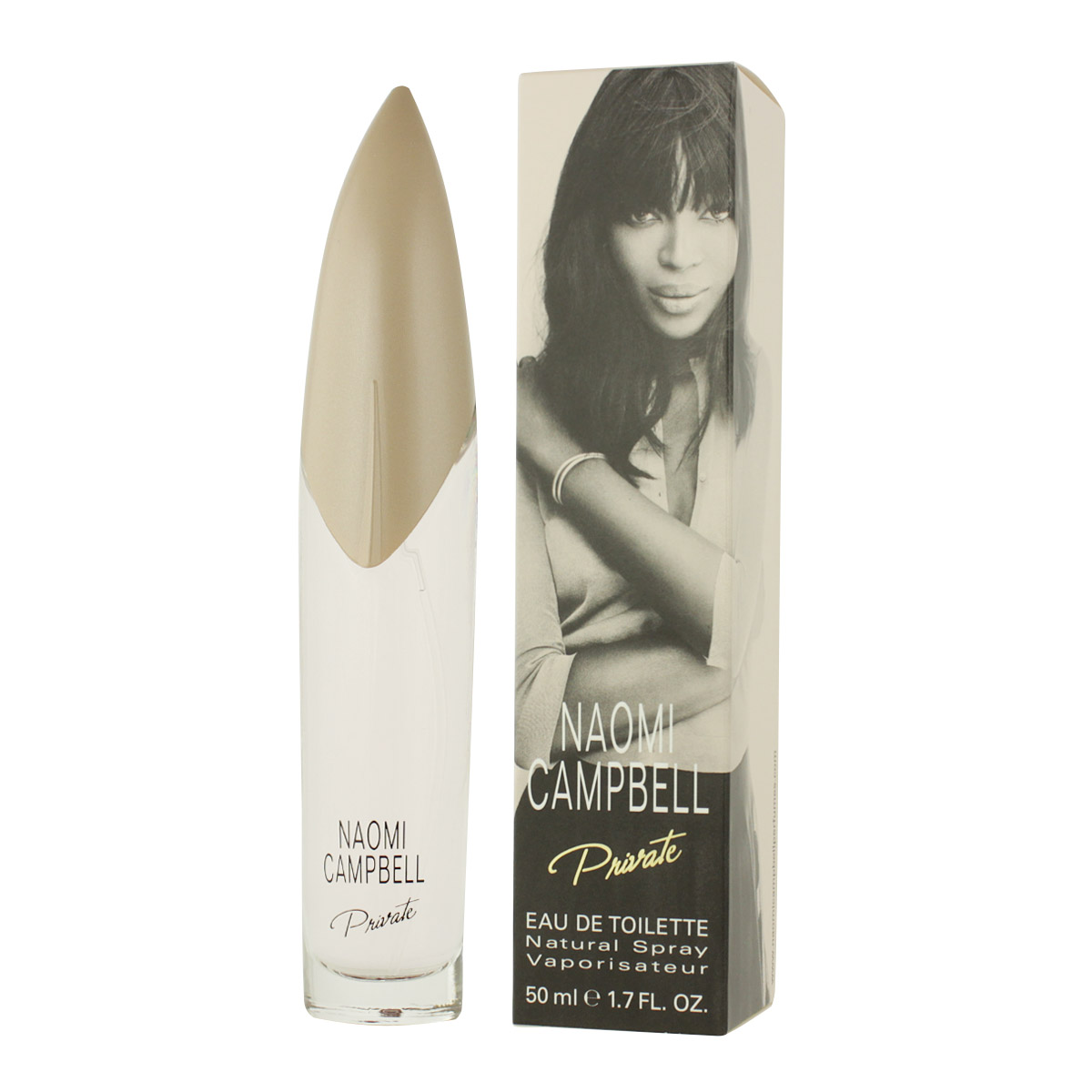 Naomi Campbell Private EDT 50 ml W