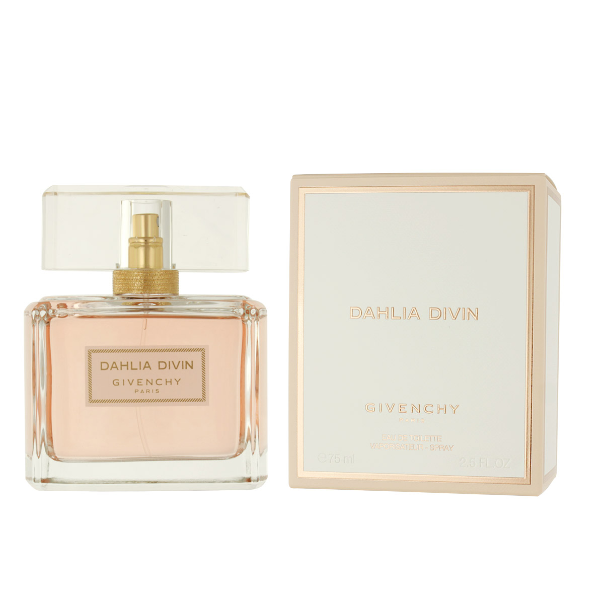 Givenchy Dahlia Divin EDT 75 ml W