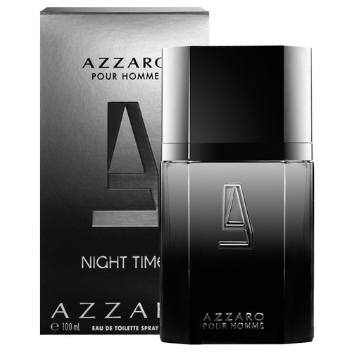Azzaro Pour Homme Night Time EDT 50 ml M