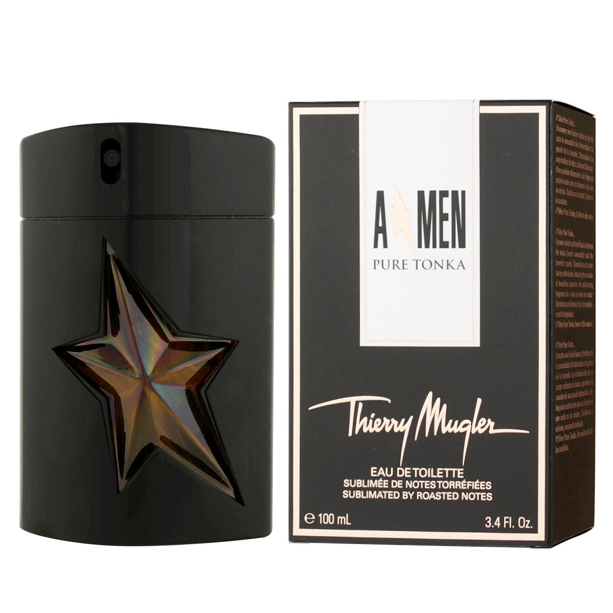 Thierry Mugler A*Men Pure Tonka EDT 100 ml M