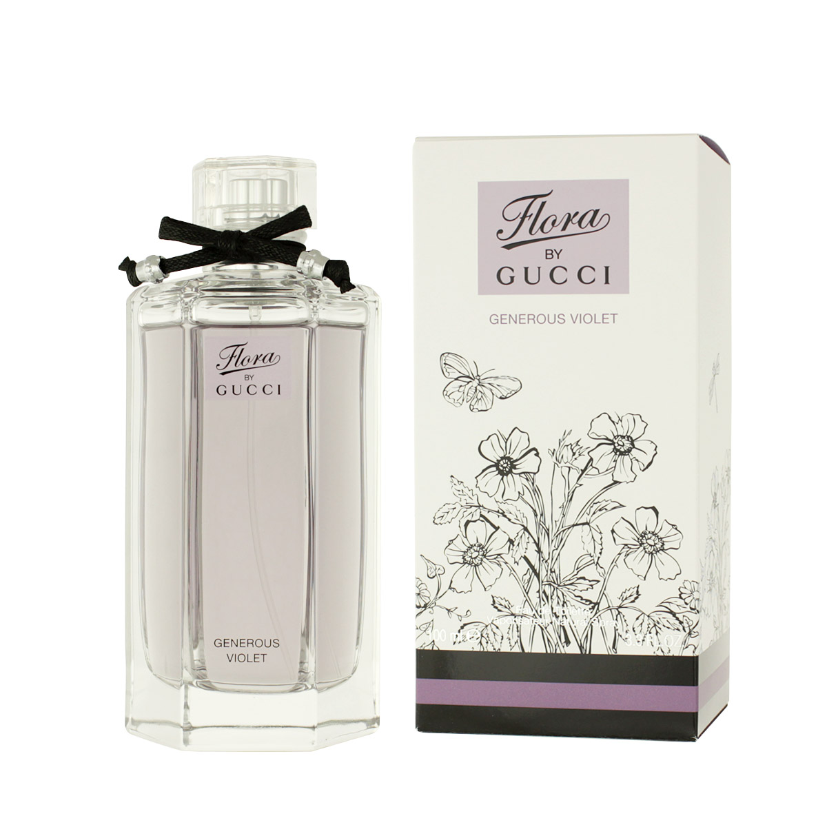 Gucci Flora by Gucci Generous Violet EDT 100 ml W