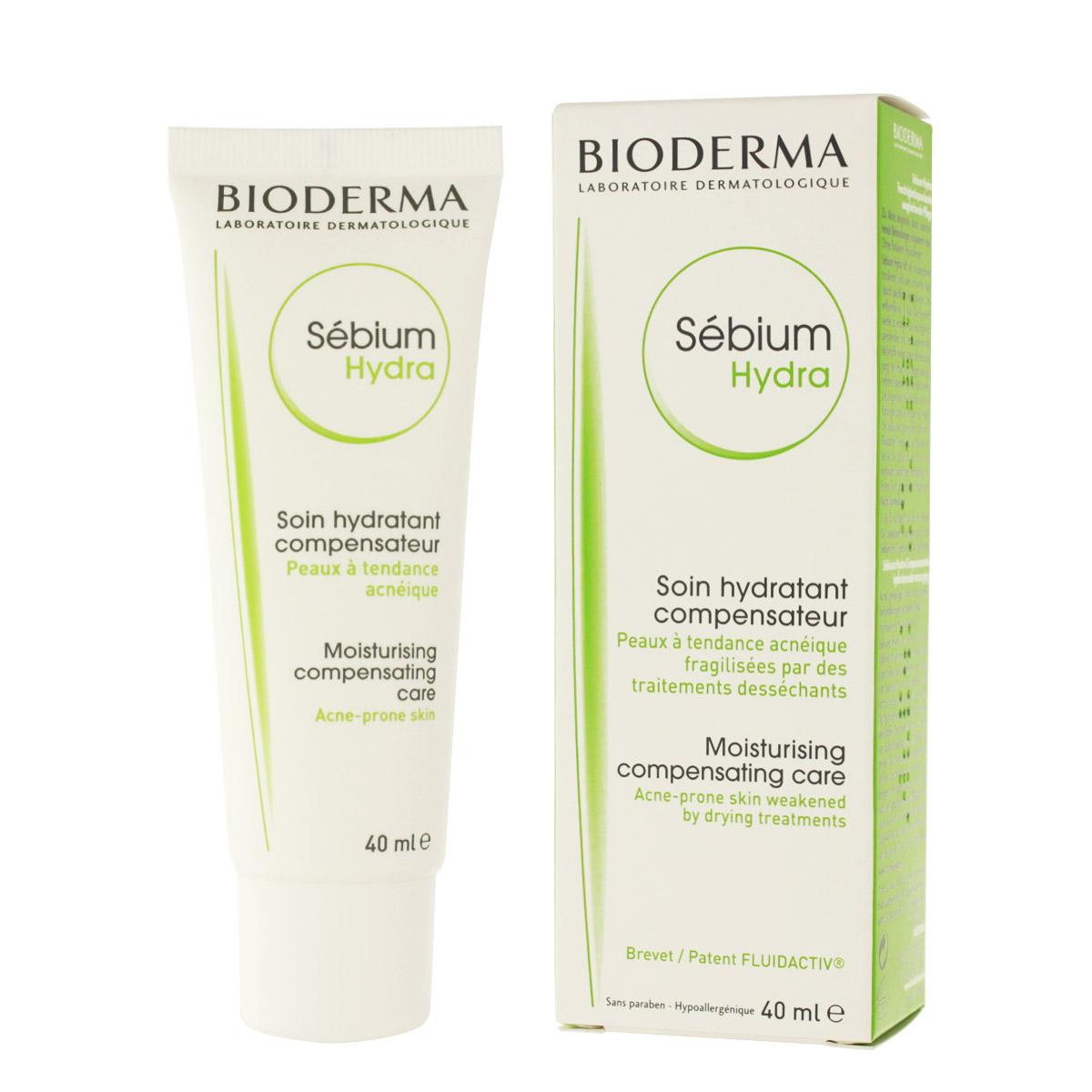 Bioderma Sébium Hydra Moisturising Compensating Care 40 ml