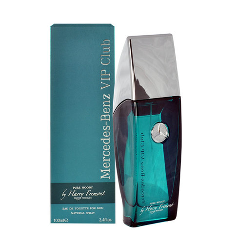 Mercedes-Benz VIP Club Pure Woody EDT tester 100 ml M