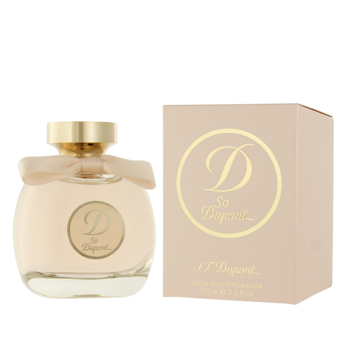 S.T. Dupont So Dupont Pour Femme EDT 100 ml W