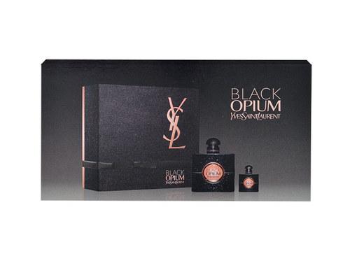 Yves Saint Laurent Black Opium EDP 50 ml + EDP MINI 7,5 ml W